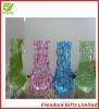 Cheapest Price Top Quality Logo Printed Foldable PVC Vase,Plastic Flower Vase