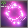Wholesale Led fairy string lights for weding modelling pink string Light