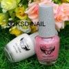 2011 hot sales 15ML fashion nail polish