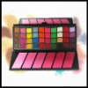 colorful fashion eyeshadow makeup