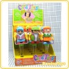 Wind Up Rope Skipping Cartoon Candy Toy(12Pcs/Box)