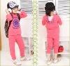 2011 fashion children clothes suit