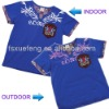 UV 100 % cotton t shirts