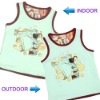 UV color changing kids vest tops