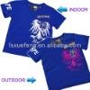 UV color change wholesale t shirt
