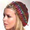 sequin hat (7-90)