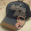 Stylish Embroidered and Printed Baseball Cap