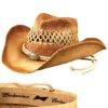 fashionable fedora summer & wide brim straw hat