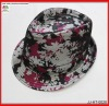 Fashion Fedora Hat Covered with Lace
