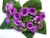 18 heads artificial flower / rose