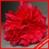 Wholesale single stem colorful artificial red carnation