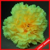 Wholesale emulation yellow carnation