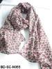 Fashion paris design silk scarf