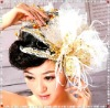 Wholesale Noble make feather hair accessories accessories feather hair bands hair accessories feathers bows