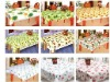 Wholesale EVA or PEVA table cloth